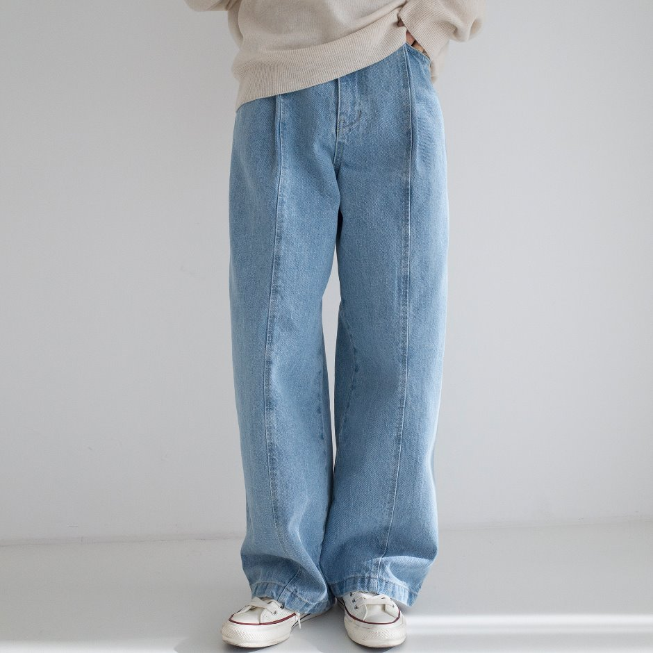 Roke denim pants